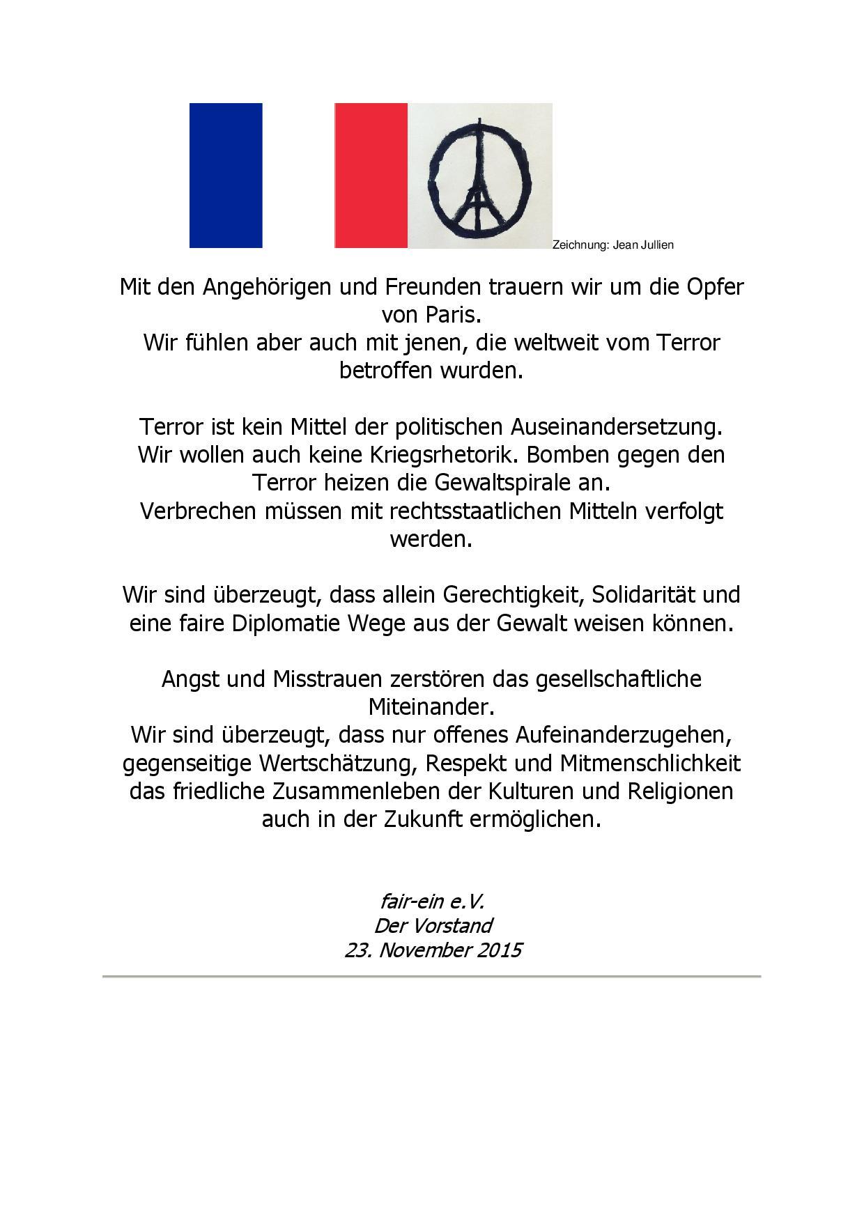 Statement nach Paris 17.11.15-001